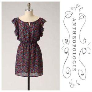 Maple Double Keyhole Dress